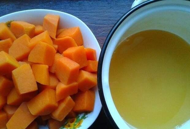 Рецепт тыквы в сиропе, которая напоминает консервированный ананас!