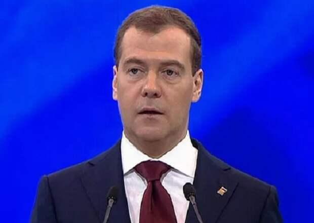 Медведев рассказал об уроках, полученных Единой Россией в 2018 году
