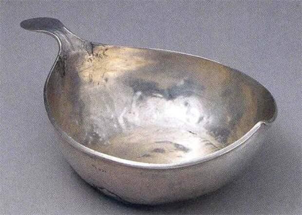 Драгоценная посуда Древней Руси: Ковши
