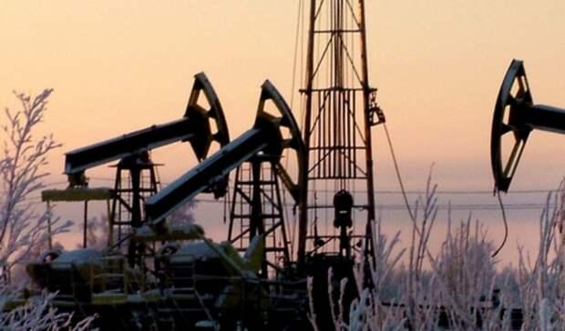 На10% может сократиться добыча нефти вРоссии в2020 году
