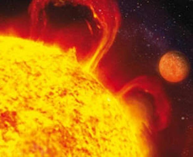 Человеческую цивилизацию уничтожит Солнце?