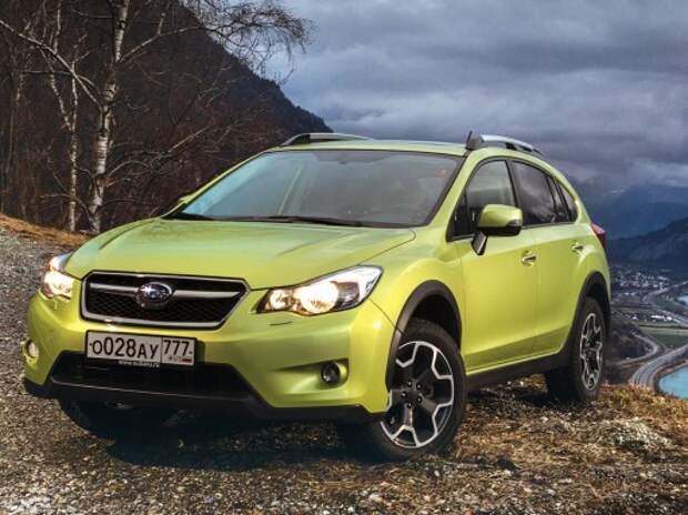 Сравниваем Subaru XV и Forester: силой таланта