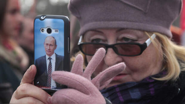 GW: Крым если и станет снова украинским, то только при новой власти в России