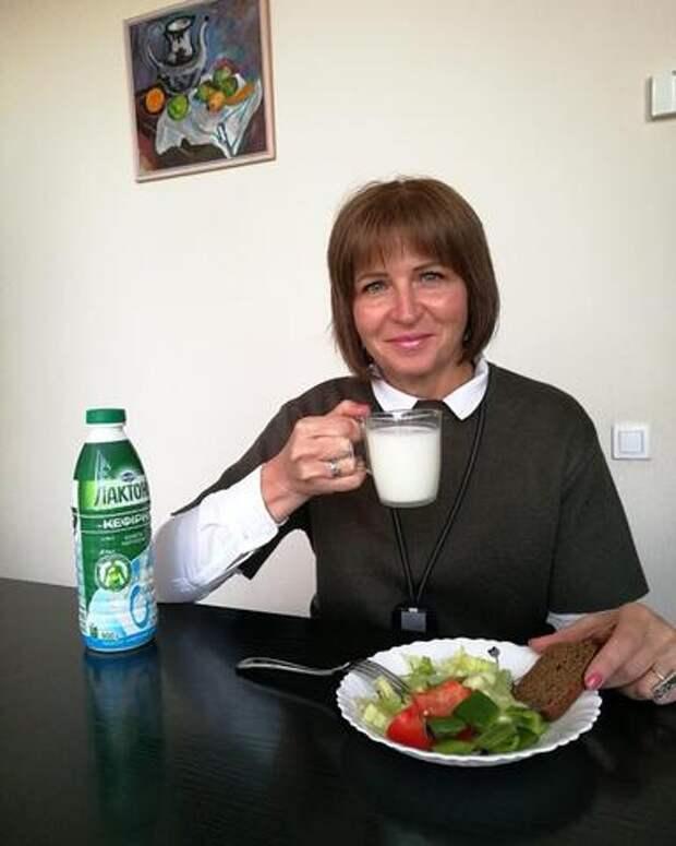 Известный диетолог рассказала, каким должен быть ужин