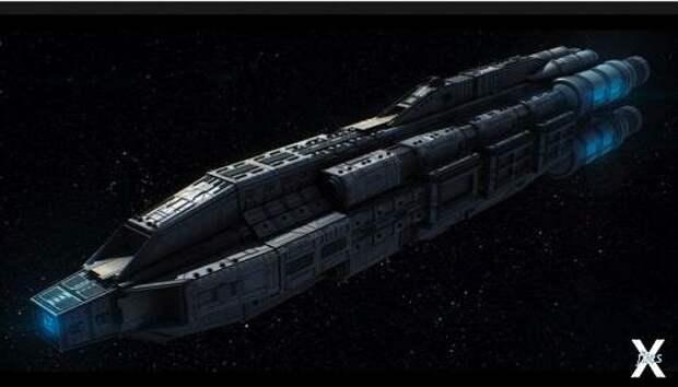 Комета Оумуамуа это космический корабль.