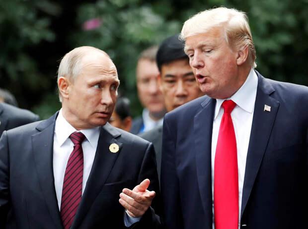 Россия не вернётся под управление США