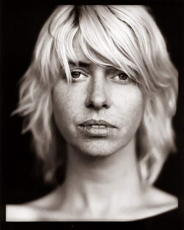 Сильные портреты от бельгийского фотографа
