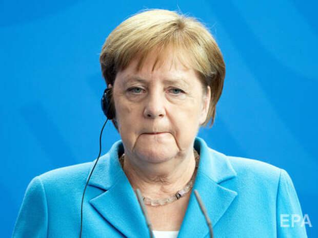 Молчание Меркель