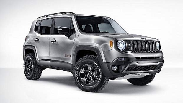 Объявлены цены на Jeep Renegade: отступать есть куда