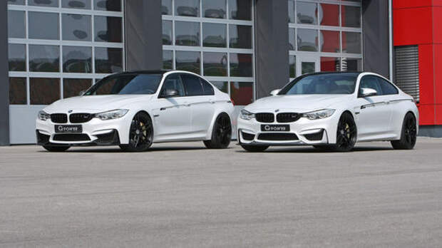 Вместе — тысяча двести: BMW M3 и M4 шагнули к краю разумного