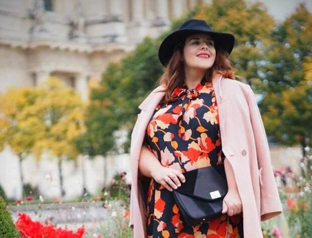 Красота и стиль полной женщины Стефани Цвики. Её образы, которые вдохновляют