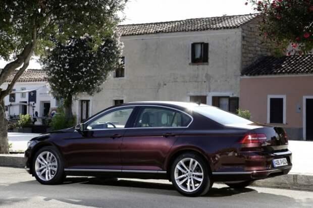 Стартовали продажи самого экономичного VW Пассат