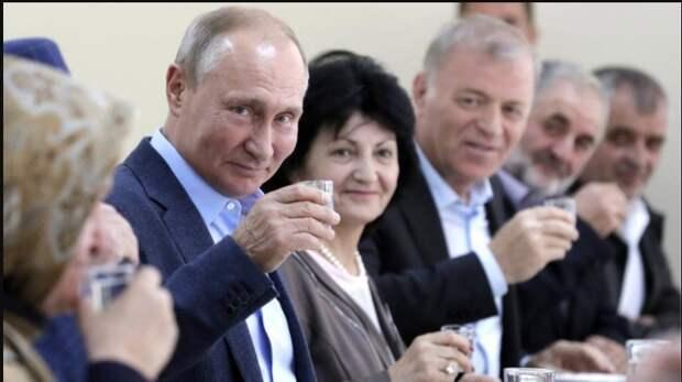 Путин и преемники...