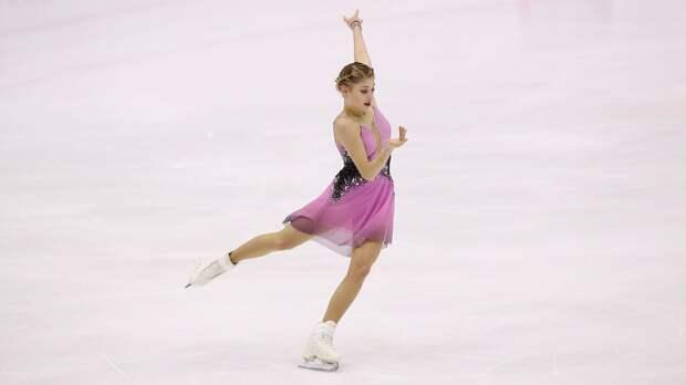 Косторная объяснила свое неучастие в прыжковом турнире на командных соревнованиях в Москве