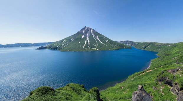 Впечатляющая красота Курильских островов
