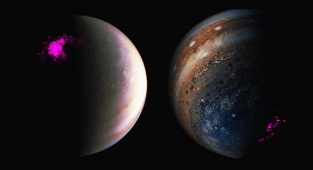 Учёные раскрыли ещё одну тайну Юпитера