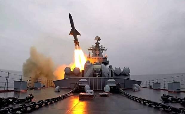 Американцы слукавили, назвав победителя битвы ракетных крейсеров США и России