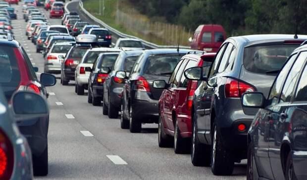 Greenpeace предлагает России запретить автомобили сДВС