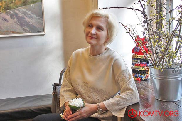 Глава феодосийского муниципалитета Анжела Сердюкова