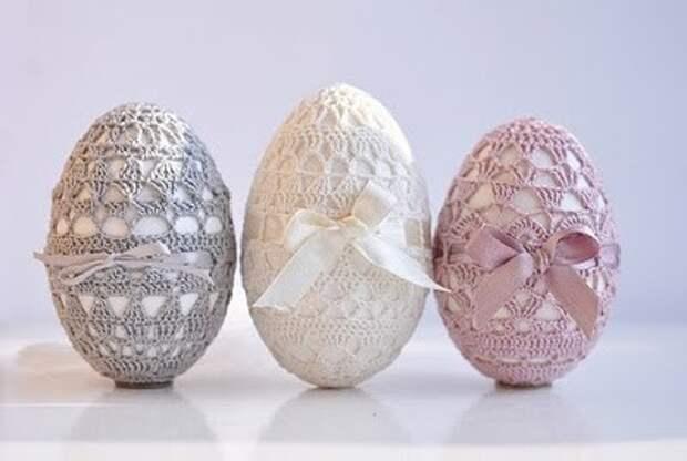 Пасхальные яйца. Идеи...