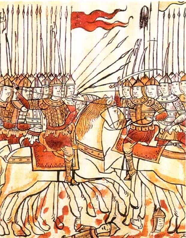Монголо-татары в русских изобразительных источниках.