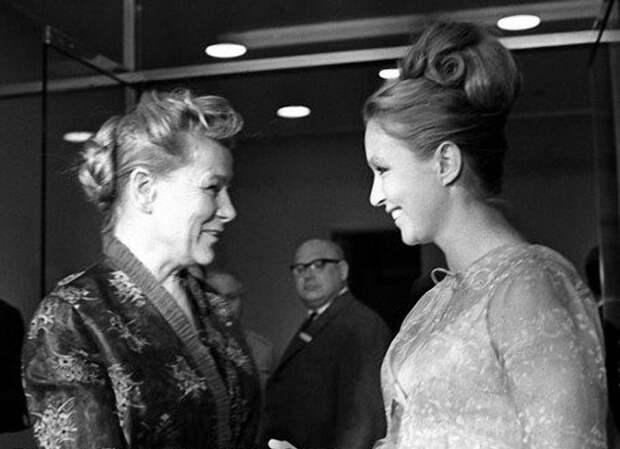 Марина Влади. 1965 год