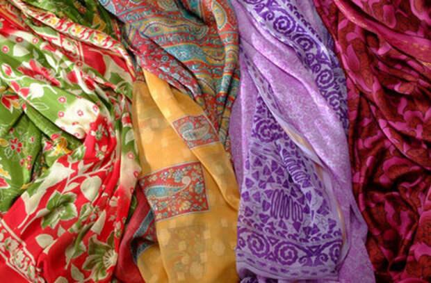 Старый платок в новом амплуа: гениальное преображение интерьера, достойное всяческих похвал...