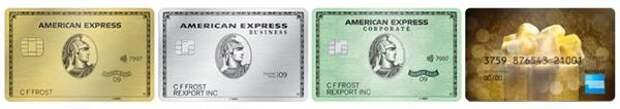 American Express - интересная, но справедливо оцененная компания