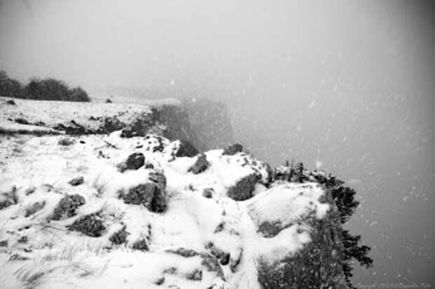 Снежный Крым