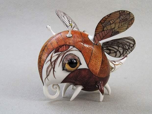 фарфоровые статуэтки животных-5