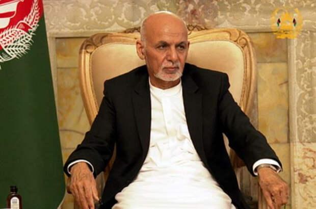 Стало известно о местонахождении президента Афганистана