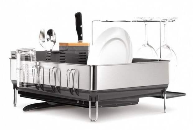 Сушилки для посуды, хранение посуды на кухне, аксессуары для кухни