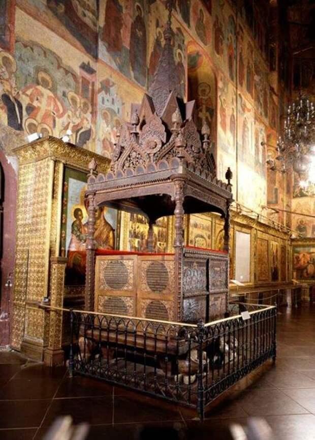 Венчание на царство Ивана Грозного