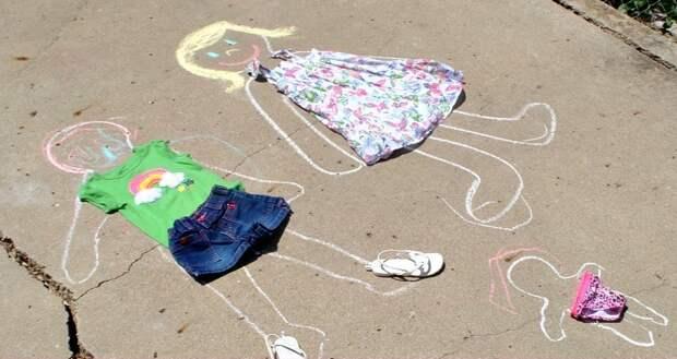cheapideas04 25 недорогих способов занять ваших детей на всё лето