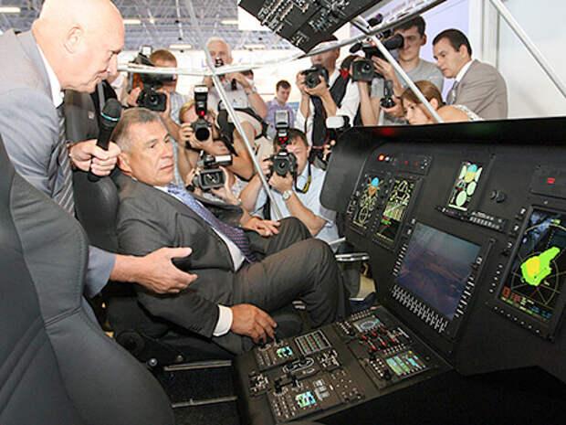«Авиапослание» Минниханова: «Нужен график увеличения доли отечественных самолетов»