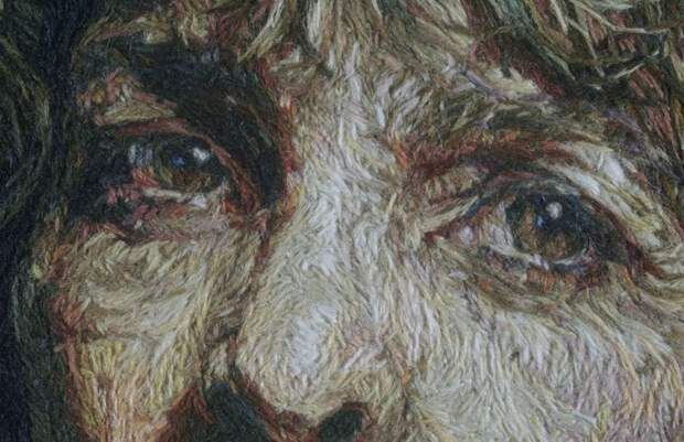 "Detail of ""Mum"""