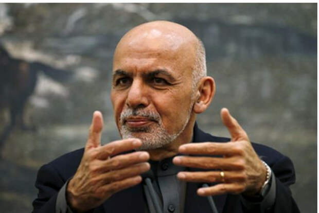 Президент Афганистана объяснил свою отставку