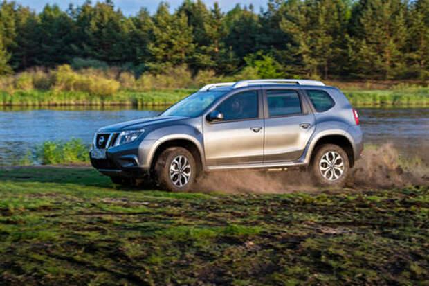Nissan Terrano с новыми моторами: эко-невидаль