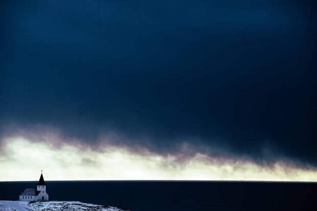 Великолепные пейзажи, от которых веет морозной свежестью