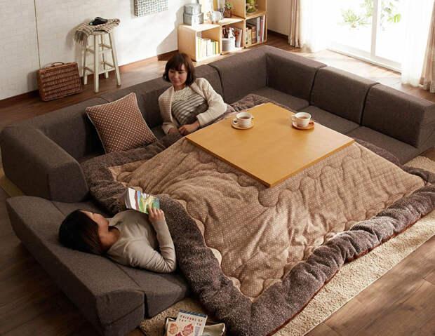 Как провести всю зиму, невылезая из-под одеяла