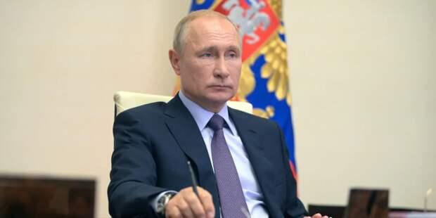 Песков сообщил о планах Путина