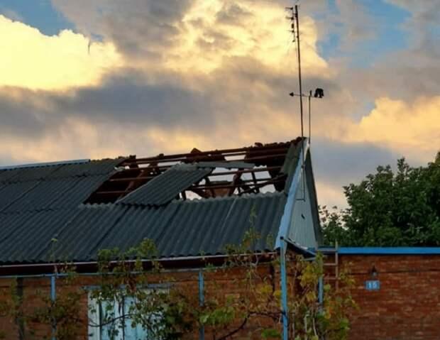 Владельцам пострадавших домов в Ейском районе выплатят компенсации