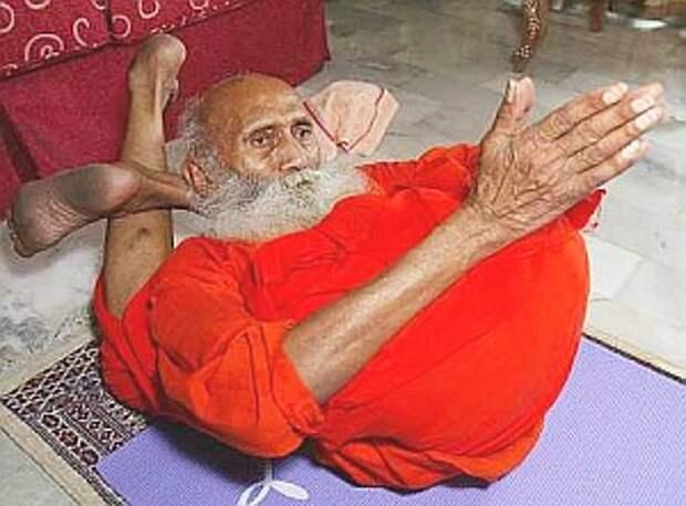 Фотография Свами Йогананда (photo Swami Yogananda)