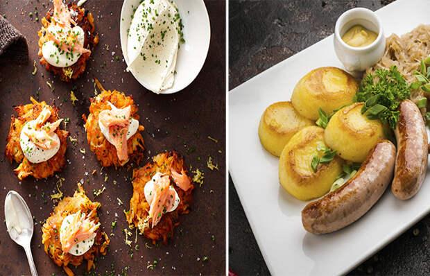 5 прекрасных блюд из картофеля, перед которыми не устоят даже привередливые дети