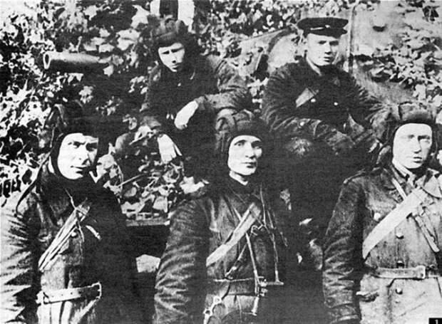 Бой танкиста Колобанова, вошедший в историю