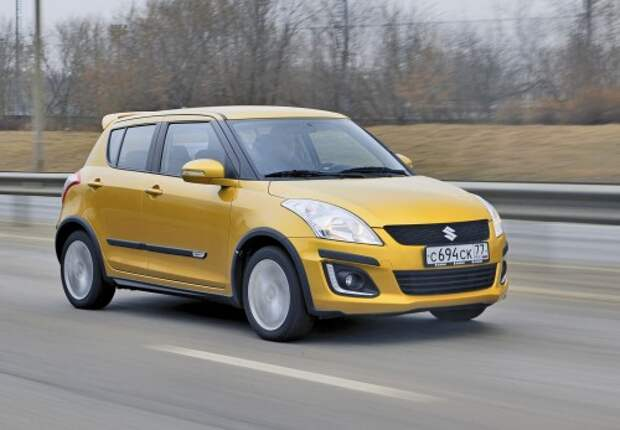 Suzuki Swift GLX 4Х4 - 769 000 руб.