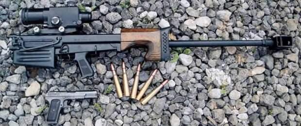 Винтовка ОСВ-96 – лучшее оружие калибра 12,7 мм для российских военных снайперов