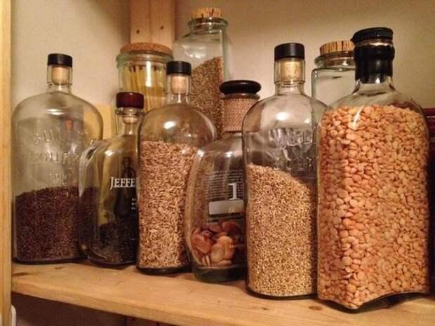Вот почему нужно собирать, а не выбрасывать винные бутылки