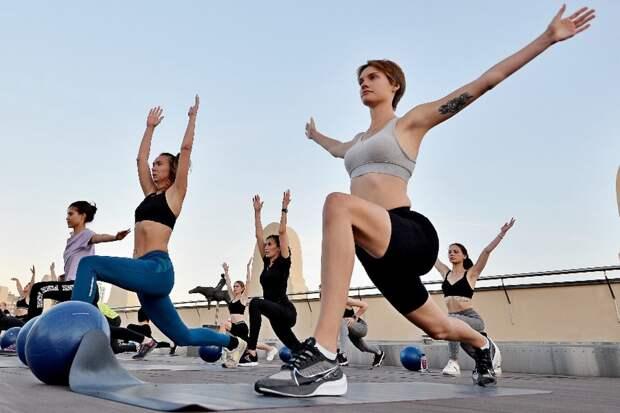 Свыше половины россиян готовы регулярно заниматься спортом