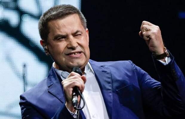 Певец Николай Расторгуев.